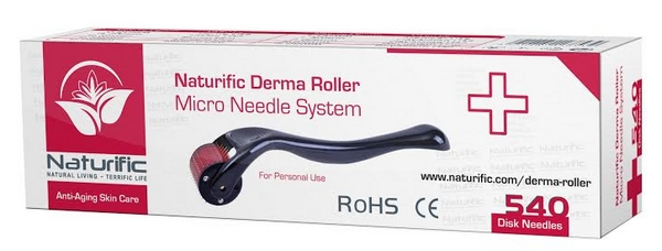 Naturific Derma Roller Micro Needle System